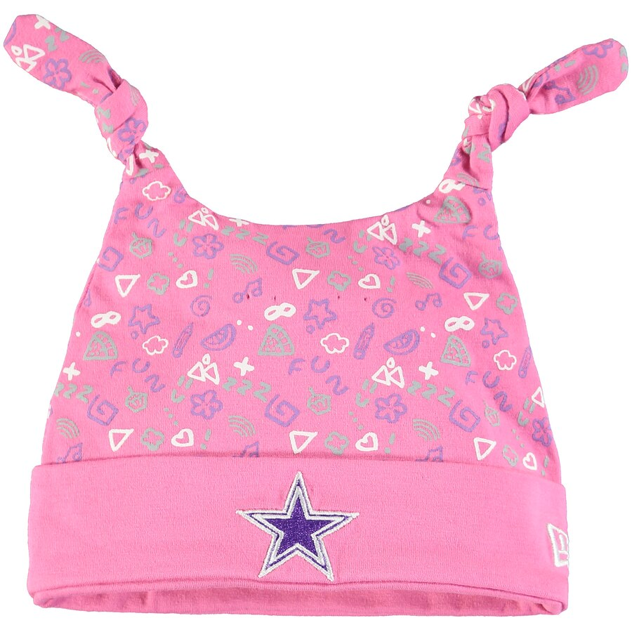 Dallas Cowboys New Era Infant Pattern Cuffed Knit Hat ...